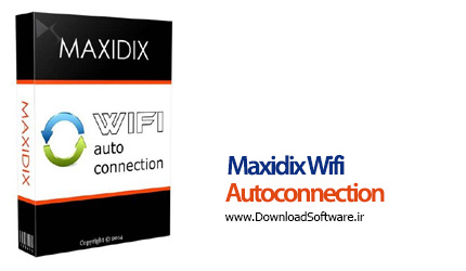 دانلود Maxidix Wifi Autoconnection نرم افزار اشتراک گذاری اینترنت لپتاپ