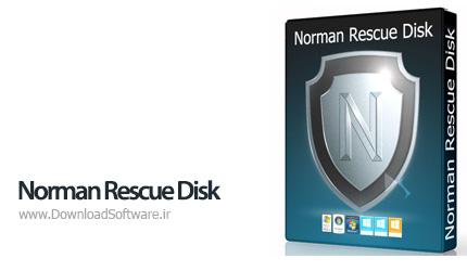 دانلود Norman Rescue Disk دیسک نجات قابل بوت