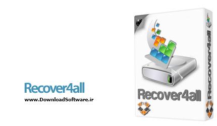 دانلود Recover4all Pro نرم افزار بازیابی اطلاعات پاک شده