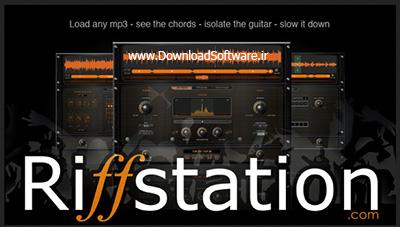 دانلود Riffstation Guitar Software نرم افزار آکورد گیتار