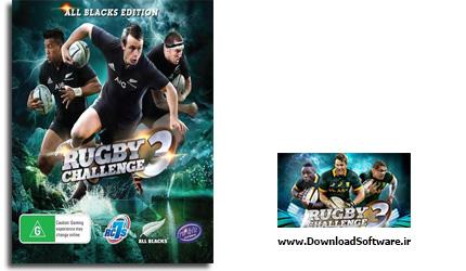 دانلود بازی Rugby Challenge 3 برای PC