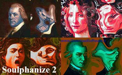 دانلود Soulphanize 2 نرم افزار ایجاد تصاویر طنز متحرک