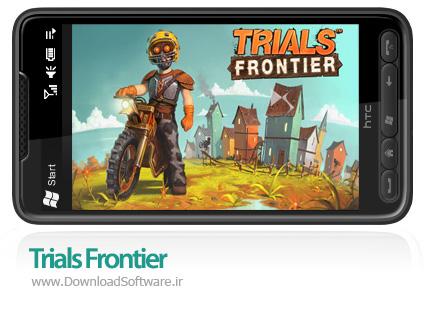 دانلود بازی Trials Frontier برای اندروید + نسخه بی نهایت + دیتا