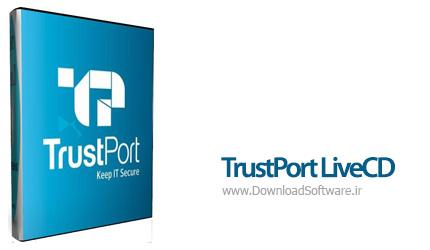 دانلود TrustPort LiveCD – دیسک نجات و آنتی ویروس قدرتمند