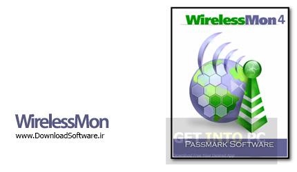 دانلود WirelessMon 4 نرم افزار مدیریت شبکه وایرلس