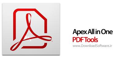 دانلود Apex All in One PDF Tools نرم افزار همه کاره اسناد پی دی اف