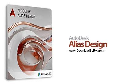 دانلود Autodesk Alias Concept نرم افزار طراحی خودرو