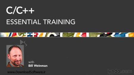 دانلود آموزش برنامه نویسی با C و C پلاس پلاس C And C++ Essential Training