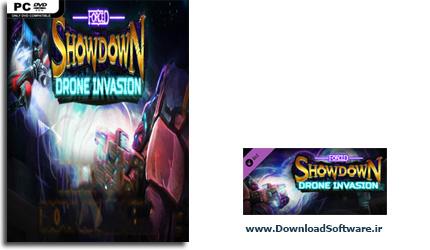 دانلود بازی FORCED SHOWDOWN Drone Invasion برای PC