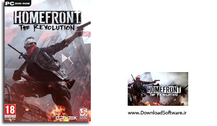 دانلود بازی Homefront The Revolution برای PC