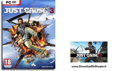 دانلود بازی Just Cause 3 برای PC