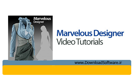 دانلود فیلم آموزشی Marvelous Designer Video Tutorials