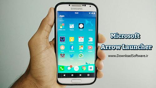 دانلود Microsoft Arrow Launcher آرو لانچر مایکروسافت برای اندروید