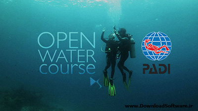 دانلود آموزش غواصی PADI Water Diver