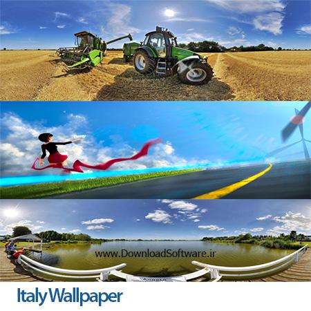 دانلود مجموعه تصاویر پانوراما Panorama Wallpaper