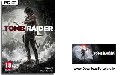 دانلود بازی Rise of the Tomb Raider برای PC