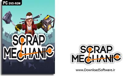 دانلود بازی Scrap Mechanic برای PC