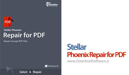 دانلود Stellar Phoenix Repair for PDF تعمیر فایل های آسیب دیده پی دی اف