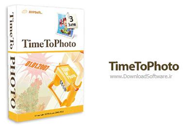 دانلود TimeToPhoto - نرم افزار اضافه کردن برچسب تاریخ بر روی عکس ها