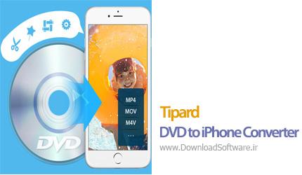 دانلود Tipard DVD to iPhone Converter نرم افزار مبدل DVD به آیفون