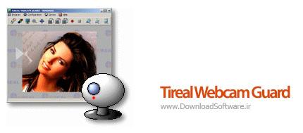دانلود Tireal Webcam Guard نرم افزار دوربین مداربسته و حفاظت با وبکم