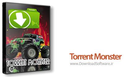دانلود Torrent Monster نرم افزار دانلودر تورنت