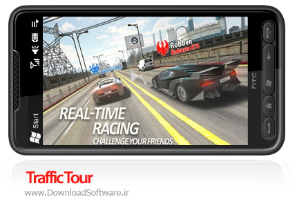 دانلود بازی Traffic Tour – ترافیک تور برای اندروید