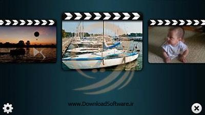 دانلود ویرایشگر فیلم برای گوشی های سیمبیان VideoPro Edition
