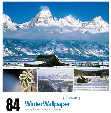 دانلود مجموعه تصاویر والپیپر با موضوع زمستان Winter Wallpaper