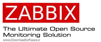 دانلود Zabbix نرم افزار مانیتور شبکه و منابع سرور