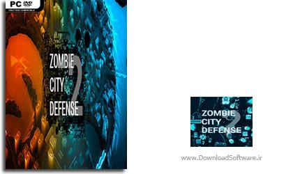 دانلود بازی Zombie City Defense 2 برای PC