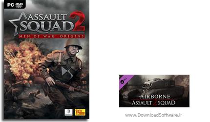 دانلود بازی Assault Squad 2 Men of War Origins برای PC