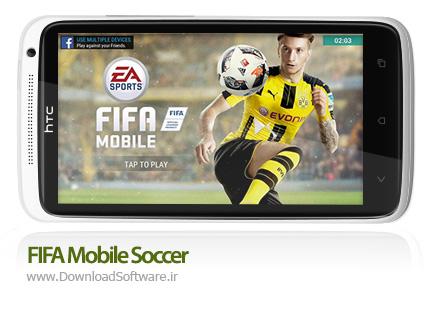 دانلود بازی FIFA Mobile Soccer – فوتبال حرفه ای فیفا برای اندروید