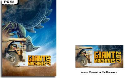 دانلود بازی Giant Machines 2017 برای PC