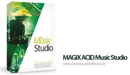 دانلود MAGIX ACID Music Studio – نرم افزار آهنگ سازی و ضبط موسیقی