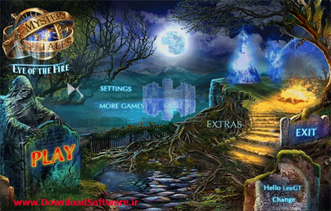 دانلود بازی Mystery Tales 5: Eye of the Fire Collector's Edition برای PC