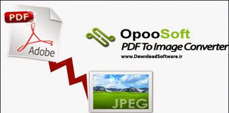 دانلود Opoo JPEG To PDF Converter نرم افزار تبدیل فایلهای JPEG به PDF