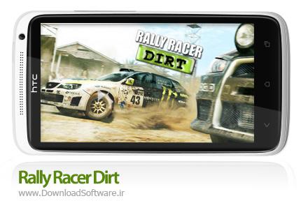 دانلود بازی Rally Racer Dirt – رالی خاکی برای اندروید + پول بی نهایت