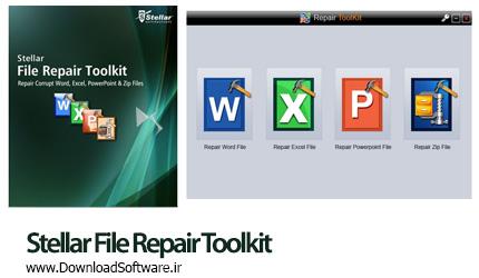 دانلود Stellar File Repair Toolkit – تعمیر اسناد آفیس