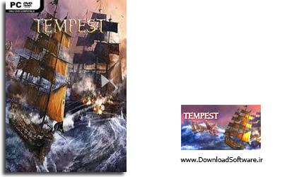 دانلود بازی کم حجم Tempest برای کامپیوتر
