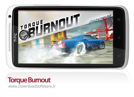 دانلود بازی Torque Burnout برای اندروید - بازی ماشین سواری برن اوت برای اندروید