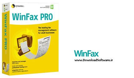 دانلود WinFax Pro نرم افزار ارسال و دریافت فکس با کامپیوتر