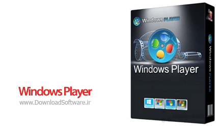 دانلود Windows Player + Portable نرم افزار ویندوز پلیر