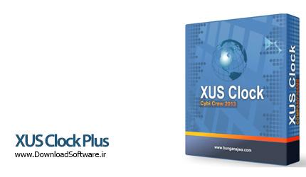 دانلود نرم افزار ساعت زنگدار XUS Clock Plus برای ویندوز