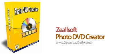 دانلود Zeallsoft Photo DVD Creator برنامه تبدیل عکس به دی وی دی