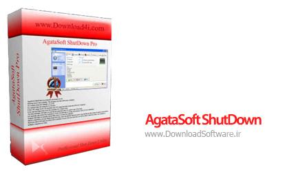 دانلود AgataSoft ShutDown Pro برنامه خاموش کردن اتوماتیک ویندوز