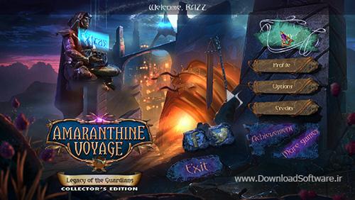 دانلود بازی Amaranthine Voyage 7: Legacy of the Guardians برای PC