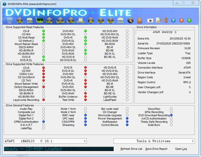 dvdinfopro-elite-screenshot