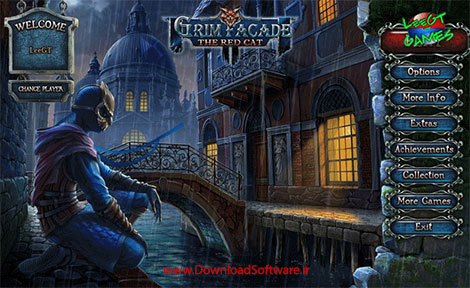 دانلود بازی Grim Facade 8: The Red Cat Collector's Edition برای PC