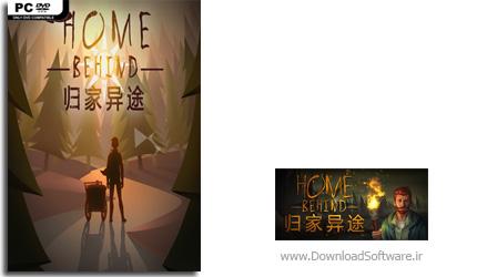 دانلود بازی Home Behind برای کامپیوتر